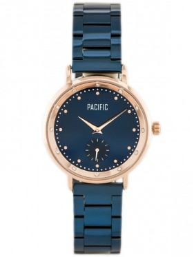 PACIFIC 6010 (zy597d) - navy/rosegold