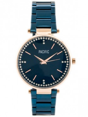 PACIFIC 6009 (zy598d) - navy/rosegold