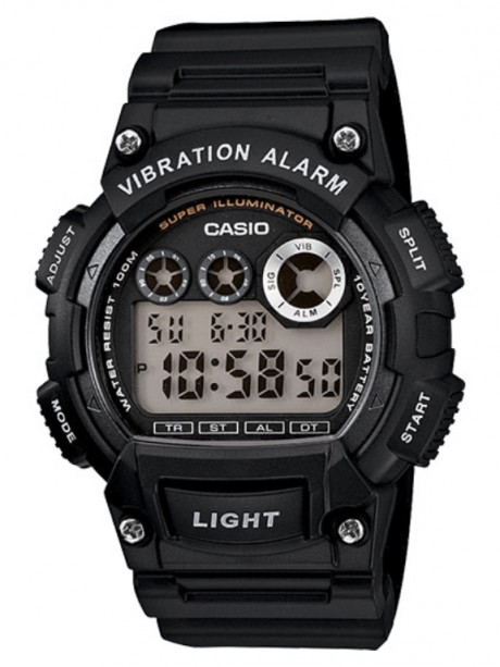 CASIO W-735H 1AV (zd081a) - Super Illuminator