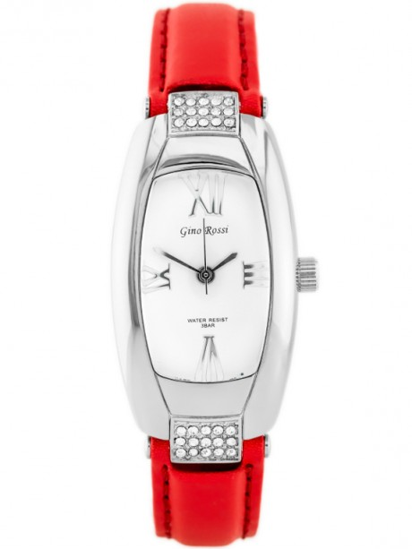GINO ROSSI - 9226A (zg560c) silver/red