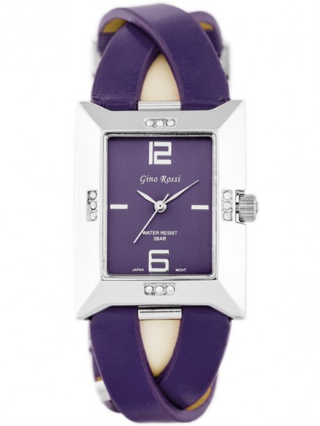 GINO ROSSI - 6724A (zg562c) silver/violet