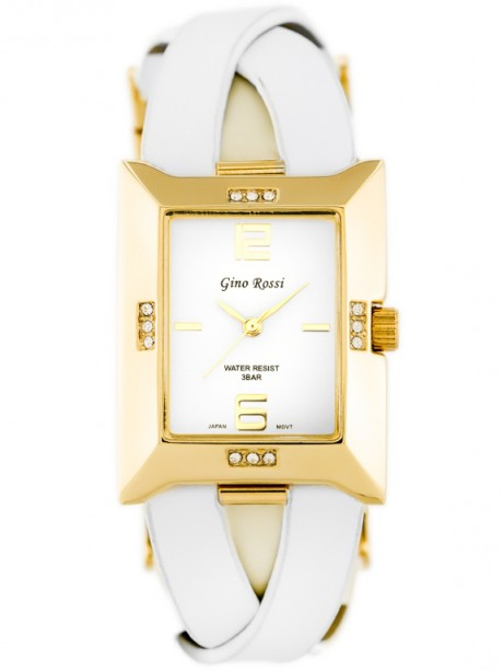 GINO ROSSI - 6724A (zg562d) gold/white