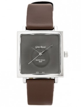 GINO ROSSI - SIMPLY (zg501g) silver/brown