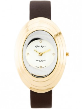 GINO ROSSI - 6490A (zg538c) gold/brown