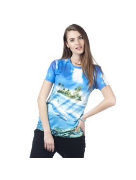 T-SHIRT DOLPHINS R. M