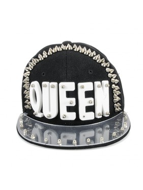 CZAPKA SNAP BACK PLEXI QUEEN