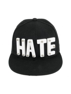 CZAPKA SNAP BACK PLEXI HATE