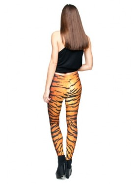 LEGGINSY TIGER FUR